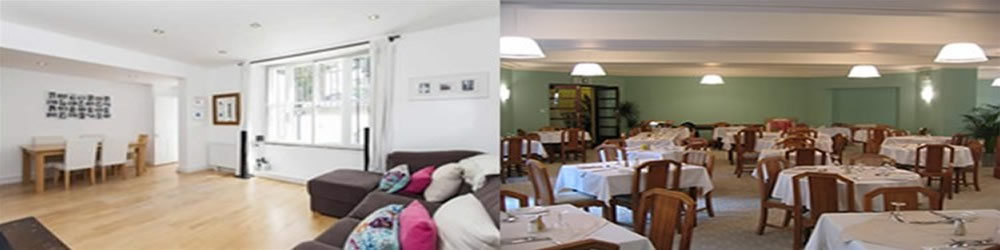 A few of David's past South West London painting and decorating works